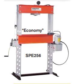 Workshop Press 25 Ton H Frame Economy Press For Sale. SPE256 Workshop Press, H Frame Press Economy.
