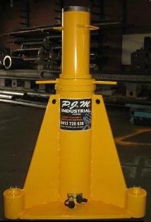 50 Ton Portable Hydraulic Jack Stand For Sale