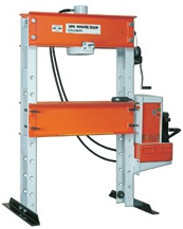 Workshop Press 55 Ton H Frame Press For Sale. Workshop Press, H Frame Press.