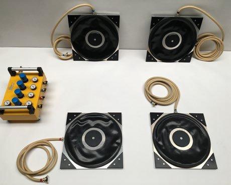 Aerofilm Systems Modular Air Caster Systems