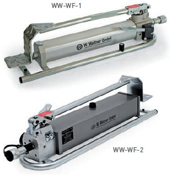 Werner Weitner Hydraulic Foot Pumps For Sale