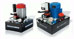 Electric Hydraulic Foot Pumps