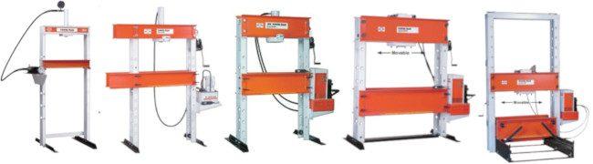 SPX Power Team Workshop Presses for sale