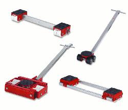 GKS Perfekt Load Moving Skates | Lifting Systems