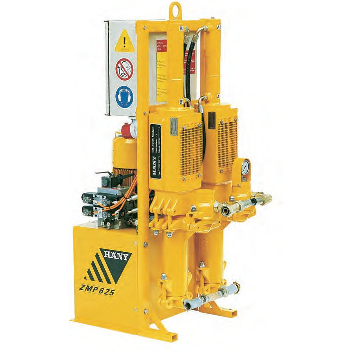 Hany ZMP 625V Double Plunger Colloidal Grout Pump