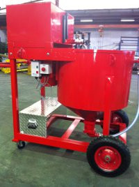 PJM Industrial Horizontal Motor Grout Pumps