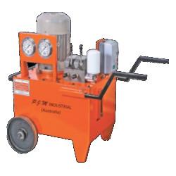 PJM Industrial Hydraulic Power Packs for Multi Strand Jacks