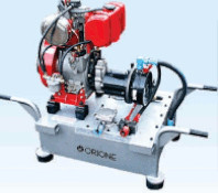 Diesel Engine Operated Power Pack for jacking systems