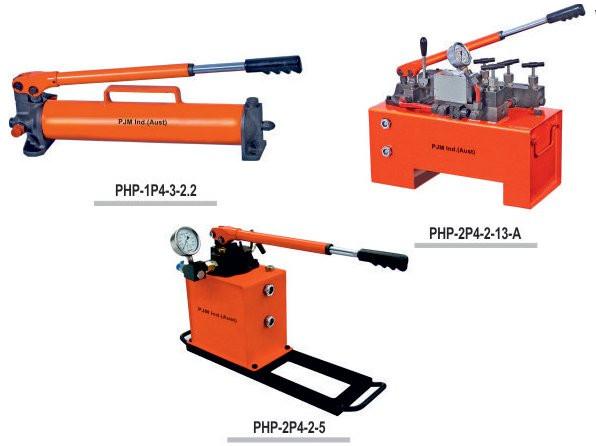 PJM Industrial Hydraulic Hand Pumps