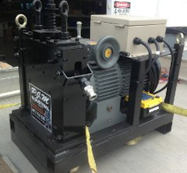 PJM industrial Hydraulic Strand Pusher Machine
