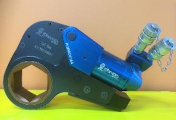 PJM Industrial Low Profile Hydraulic Torque Wrench