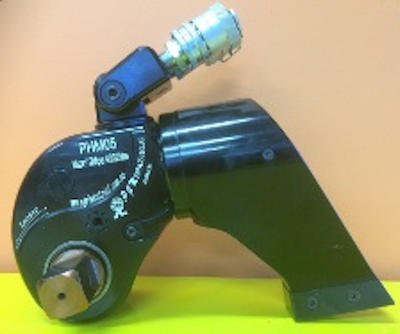 PJM Industrial Square Drive Hydraulic Torque Wrenches for Sale