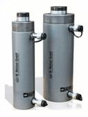 Werner Weitner 700 Bar Double Acting Spring Return Hydraulic Cylinder Jack