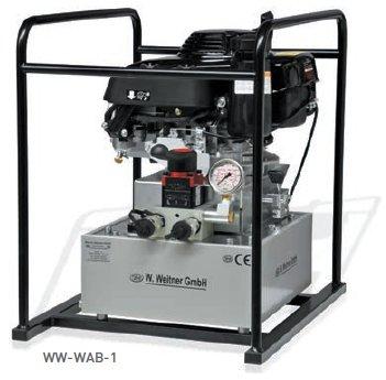 Werner Weitner Gasoline / Petrol Driven Power Packs WW-WAB Series