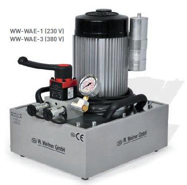 Werner Weitner Electric Hydraulic Power Packs (WW-WAE Series)