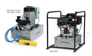 Werner Wietner Hydraulic Power Packs   Powerpacks Electric, Gasoline & Petrol Models