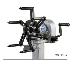 Werner Weitner Universal 6 Bolts Engine Adapter WW-6/140